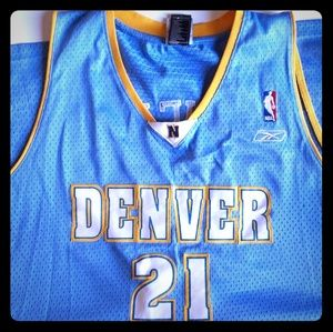 NBA Nuggets Jersey